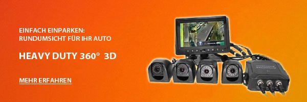 auto rückfahrkamera 360 3D